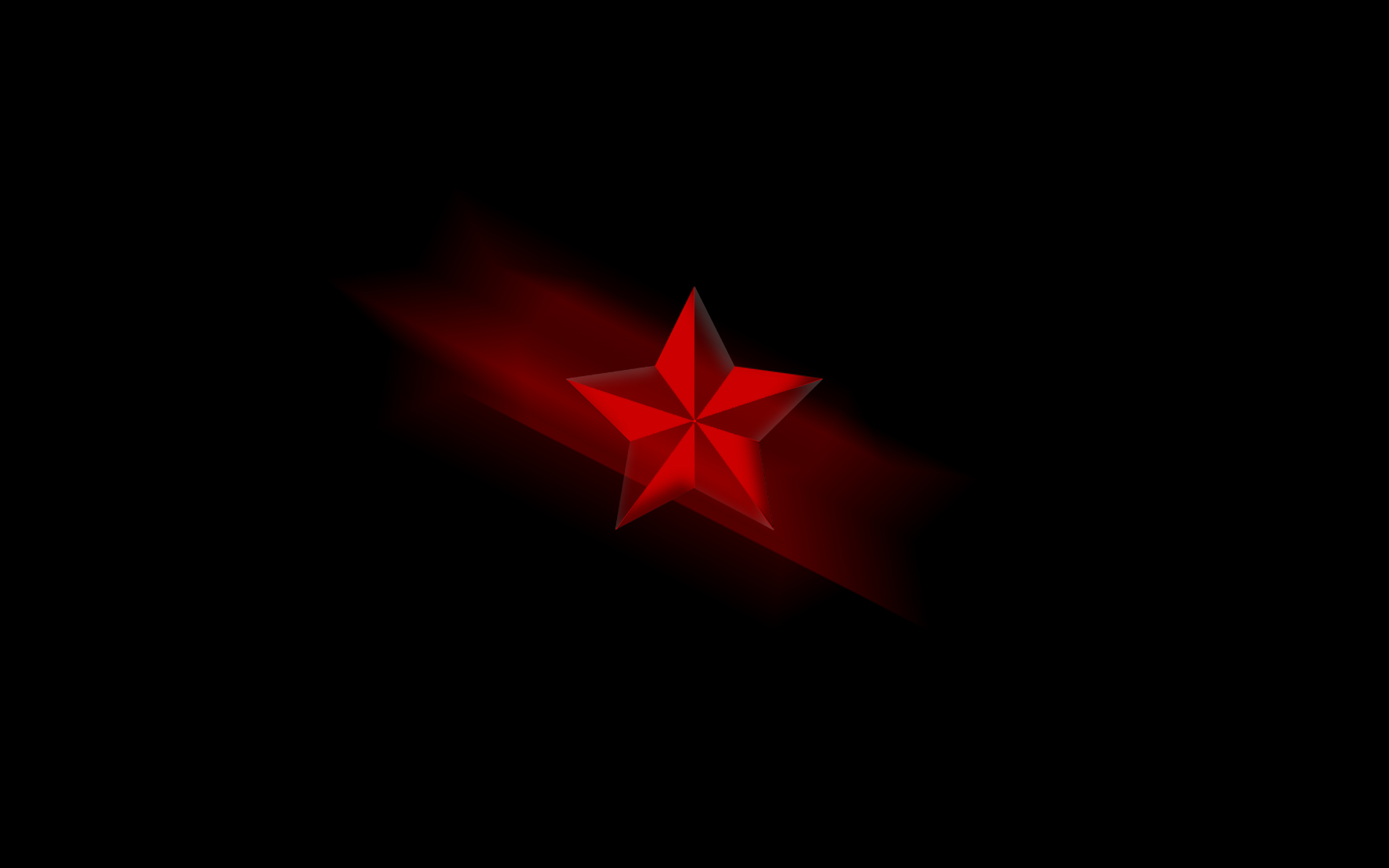 red star background - photo #35