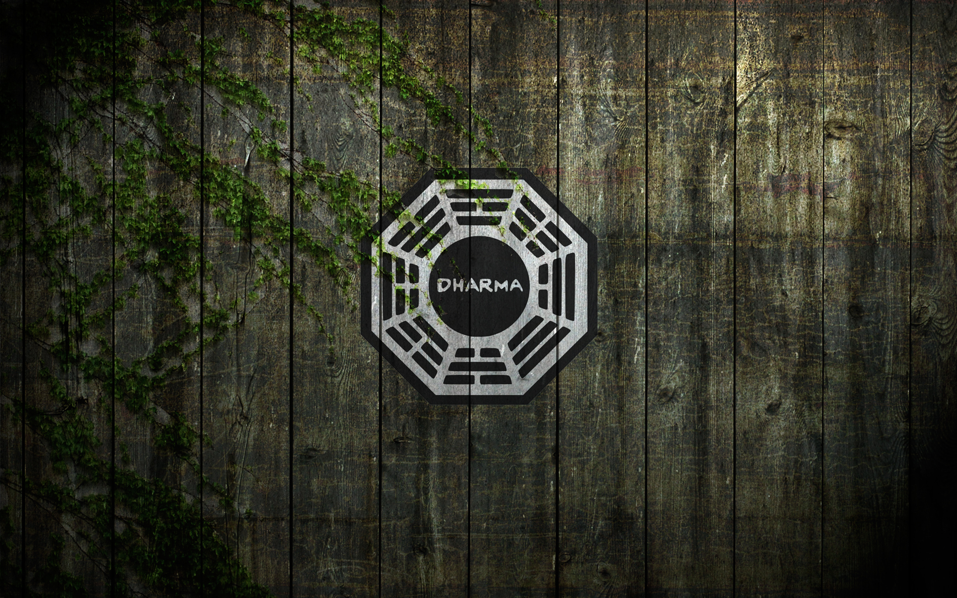 Dharma Initiative logo from Lost