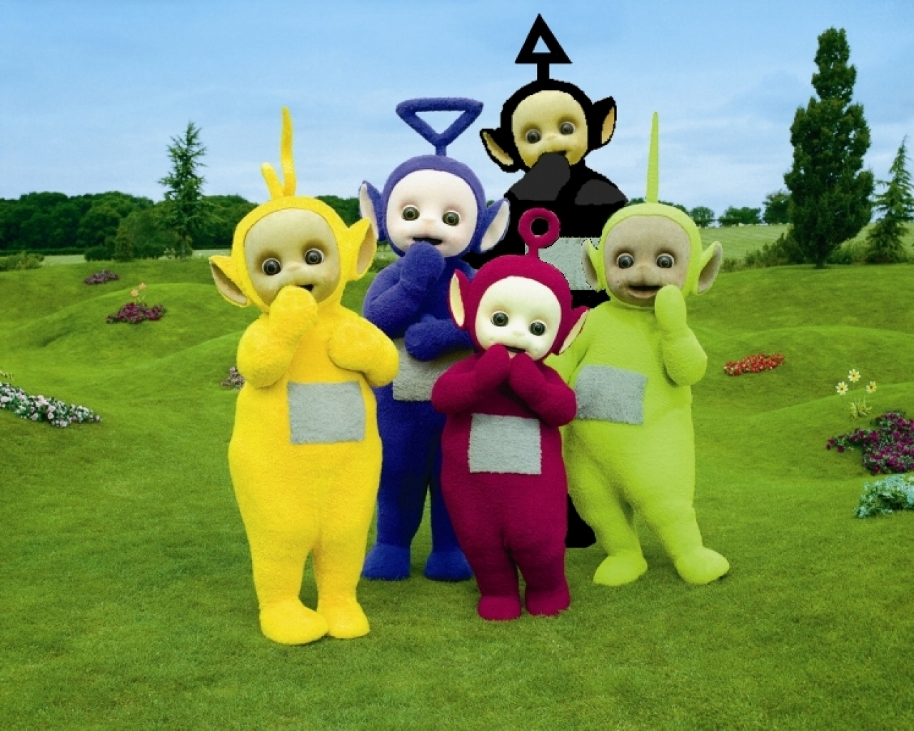 Teletubbies Colors 28 Images Teletubbies Names Memes