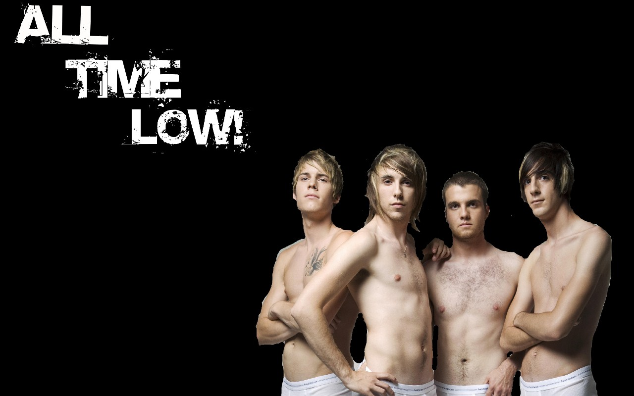 All Time Low by Abbie.R - Desktop Wallpaper