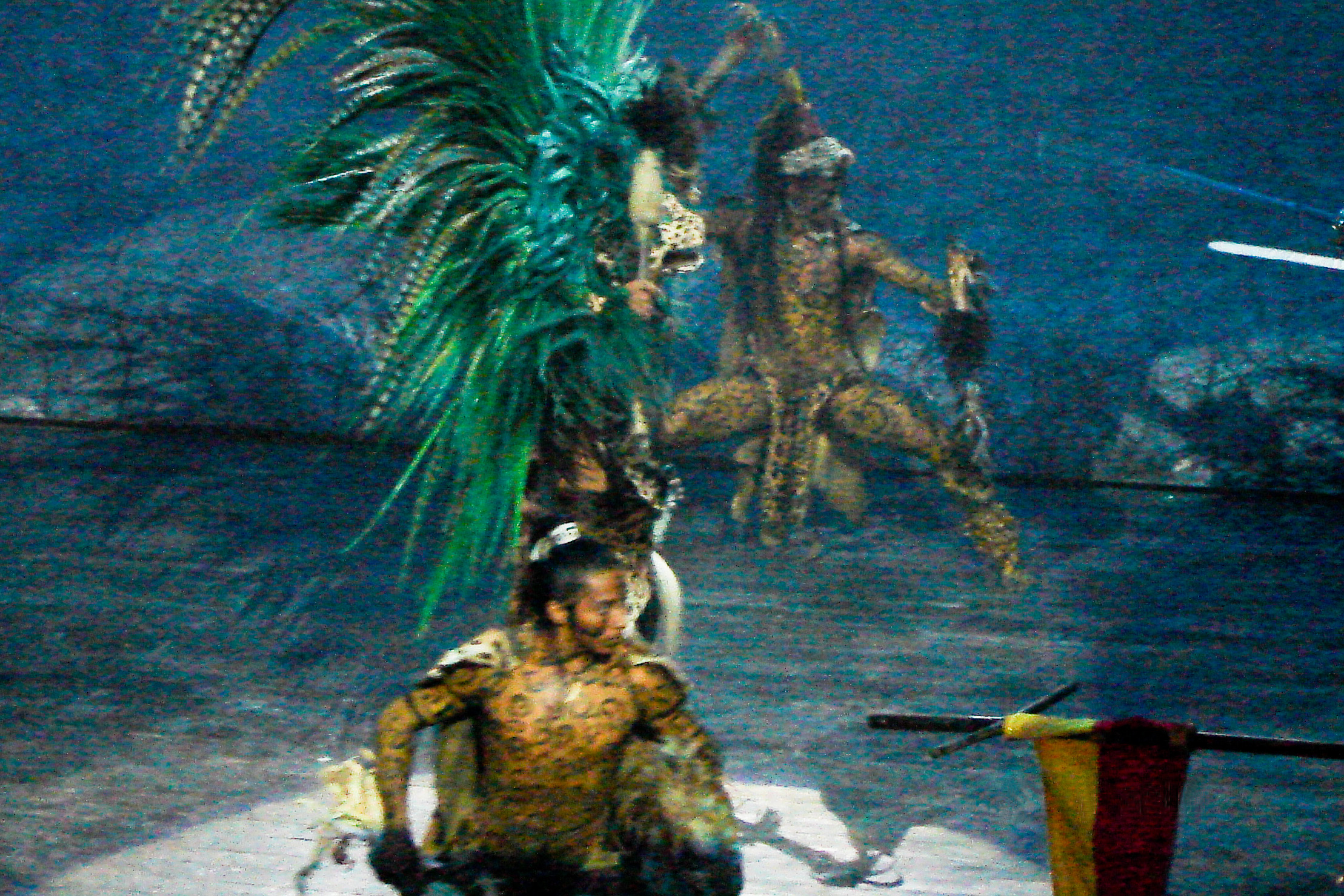 Aztec Jaguar Warrior by sebastian17th on DeviantArt