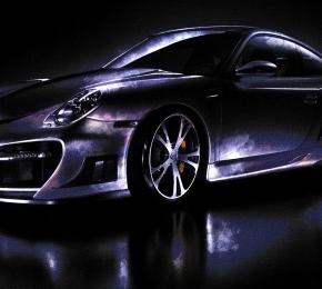 Porsche By Moonspell Desktop Wallpaper