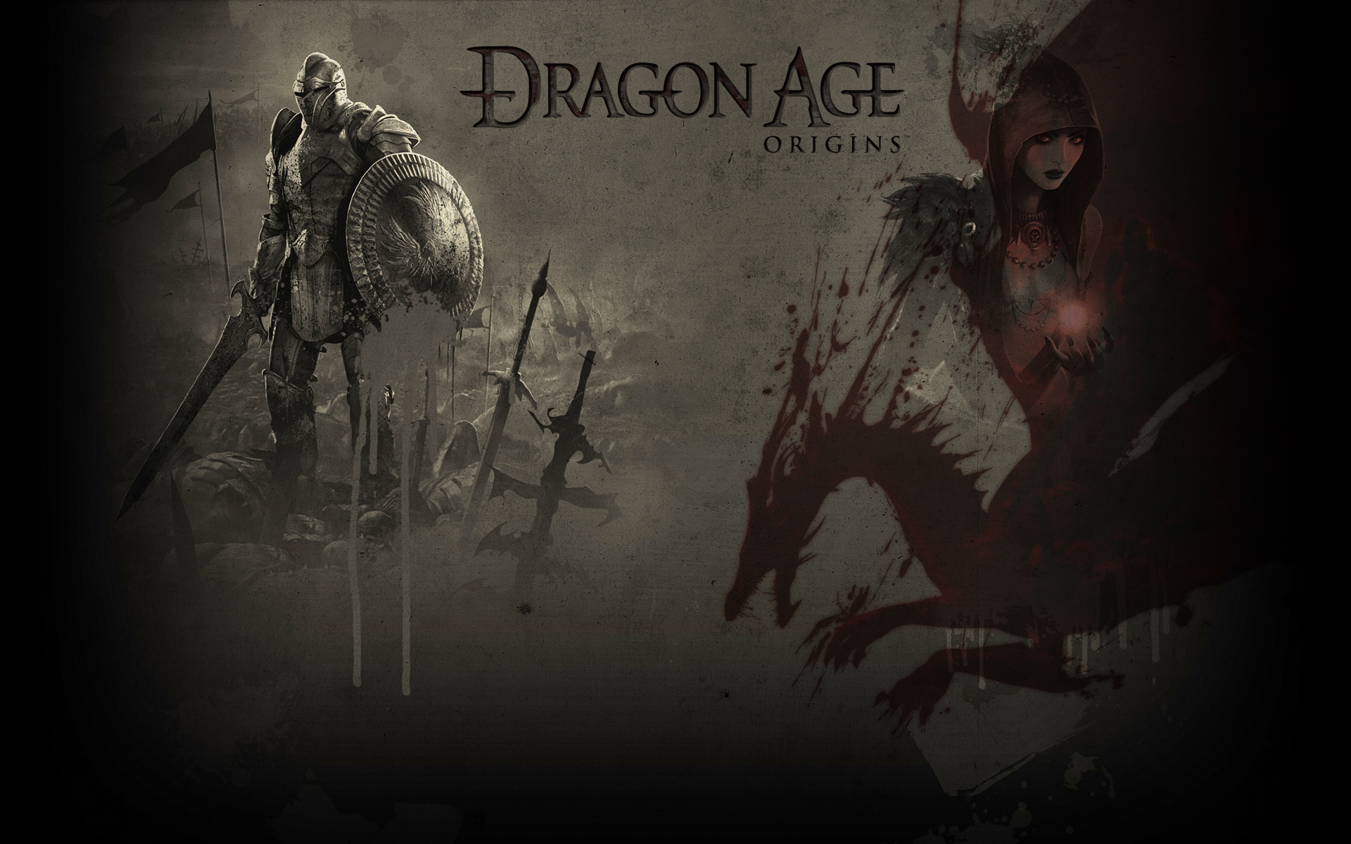 Dragon Age Origins wallpaper by fantasyfreak - Desktop Wallpaper
