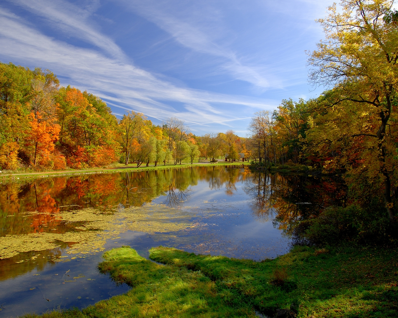 landscape autumn hd wallpaper - photo #20