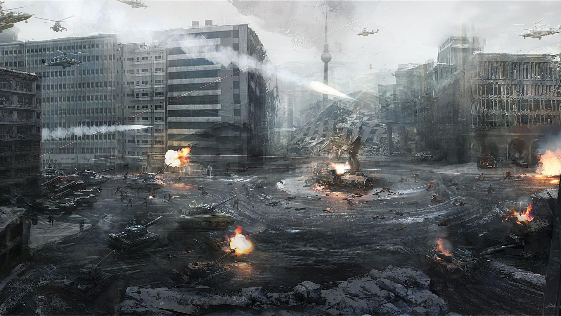 battle of berlin wallpaper - photo #17