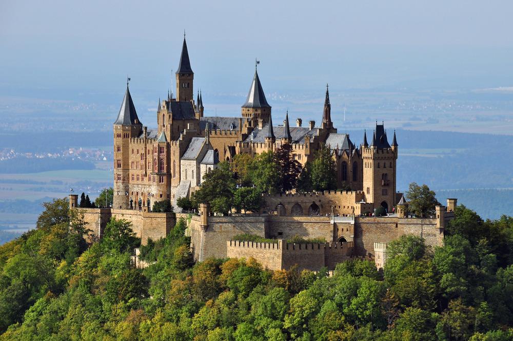Самые знаменитые замки Германии