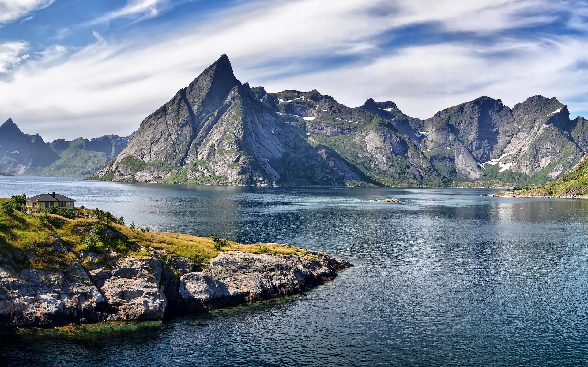 moskenes nordland norway