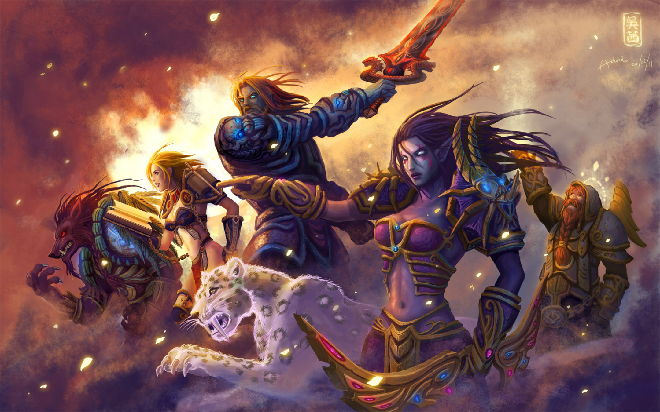 WoW Patch a RU game download, game download WoW Patch a RU, free WoW