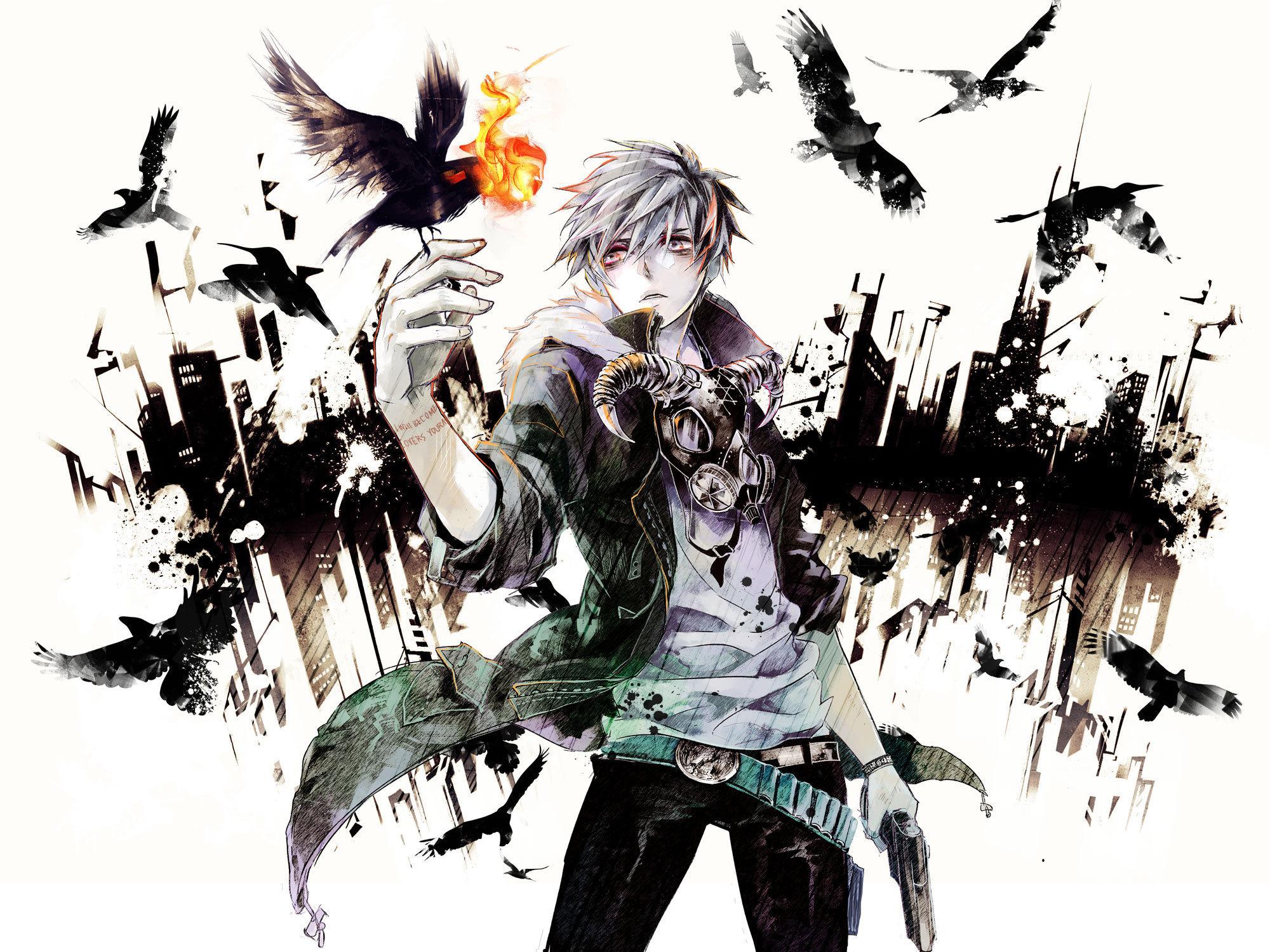 Lord of Blood JinxRain aka Senji Koshio