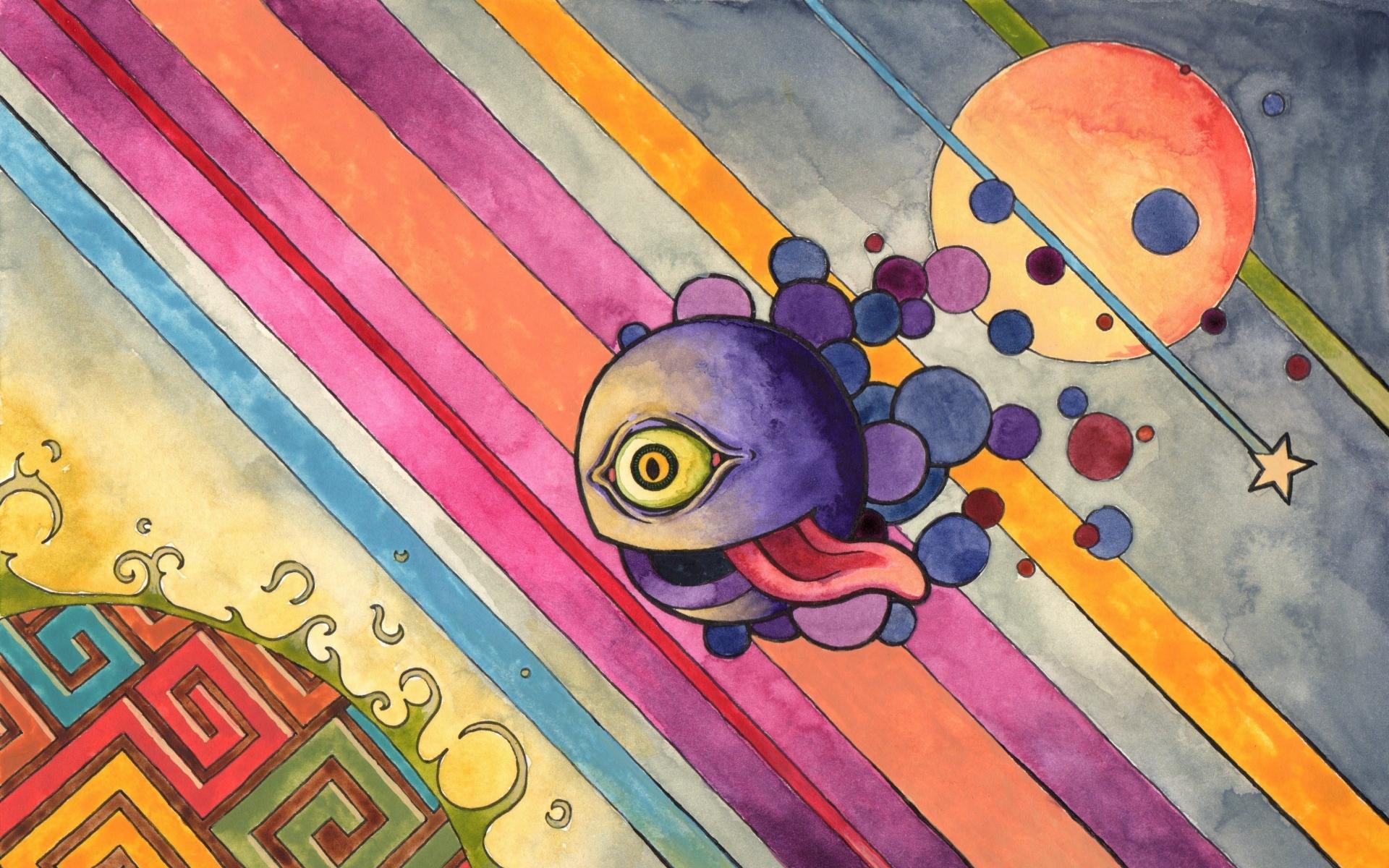 Ikerya Project Full On Acid wallpaper - 943369