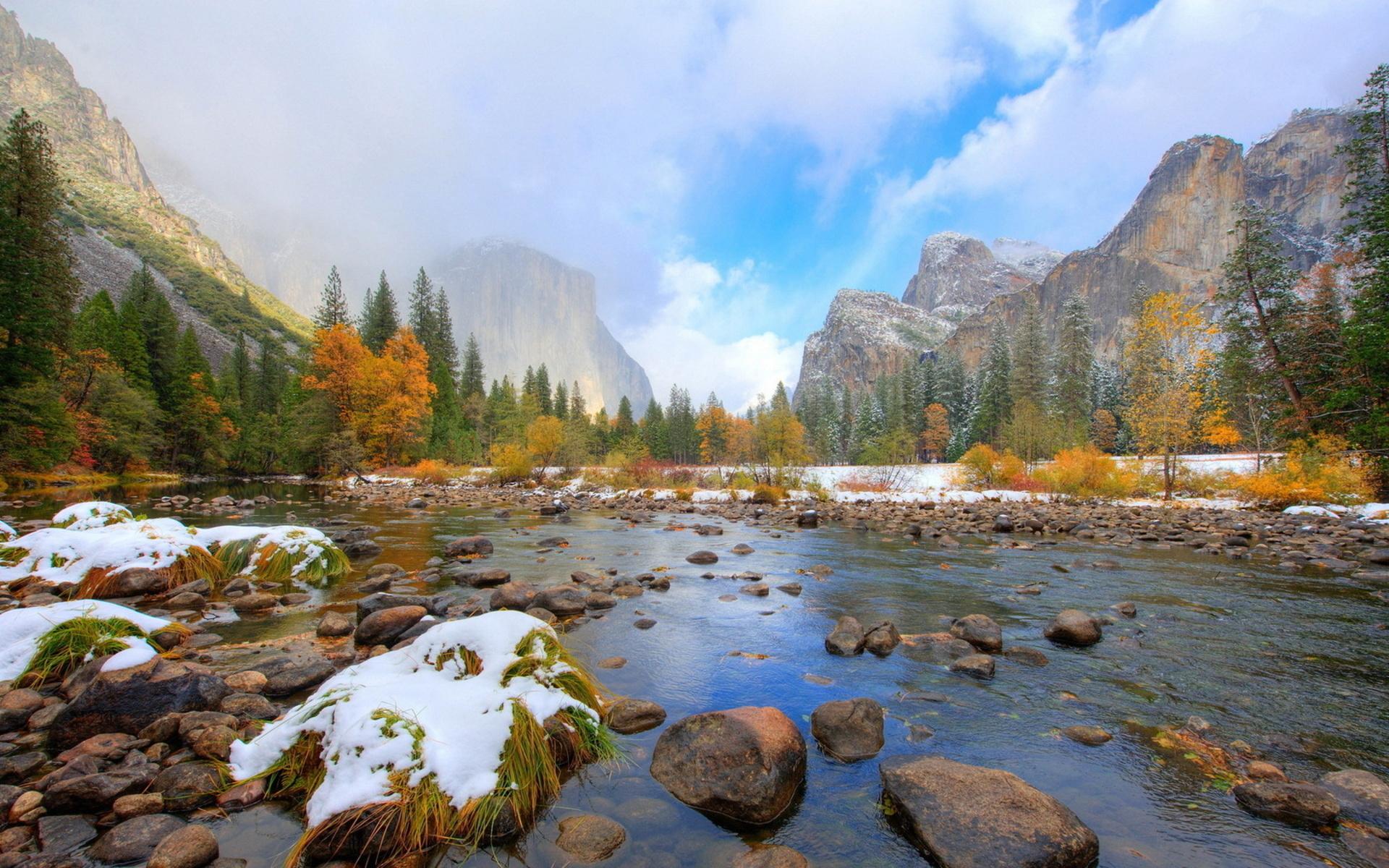 wallpaper landscape winter autumn - photo #43