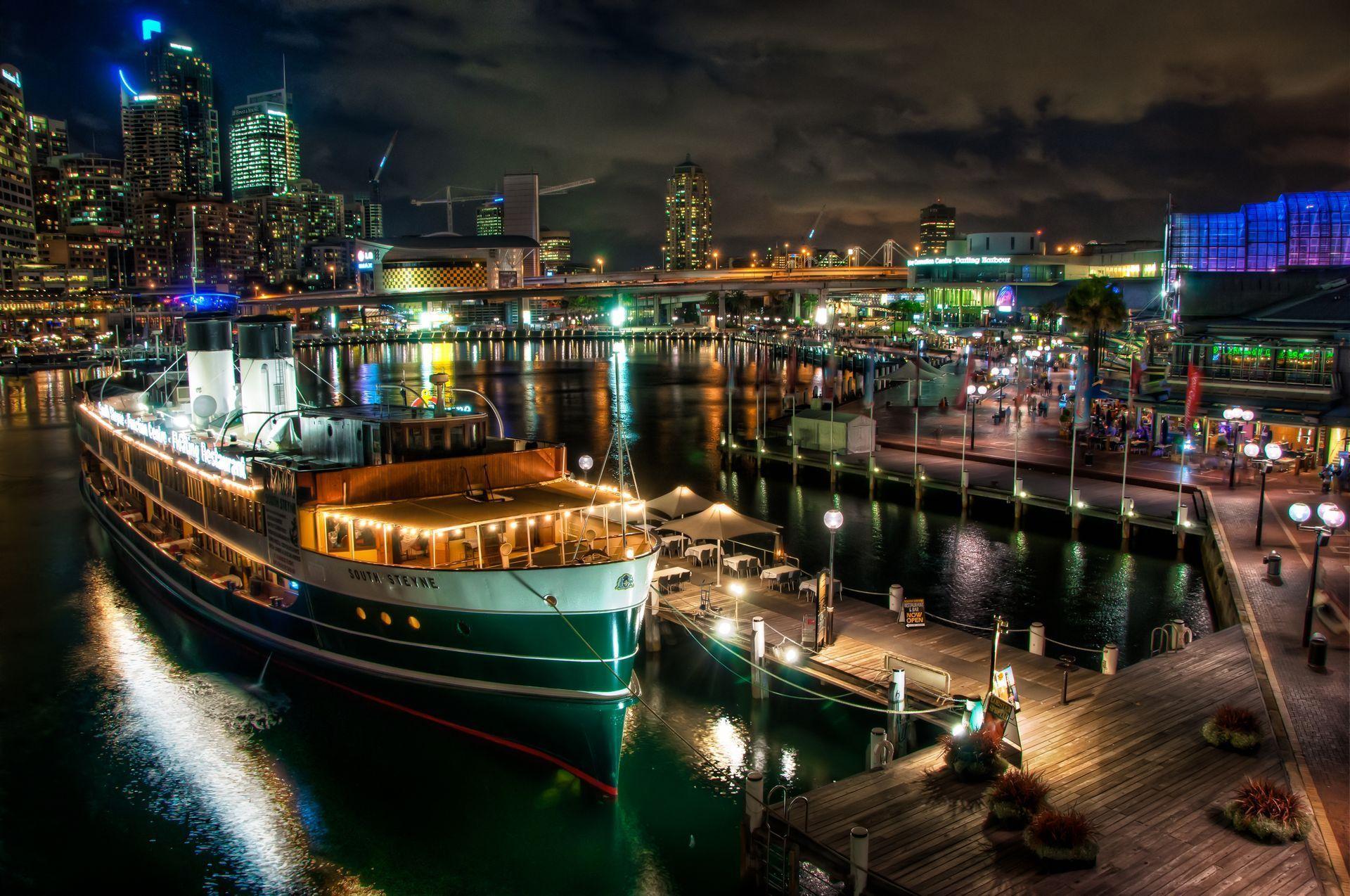 Sydney City Lights