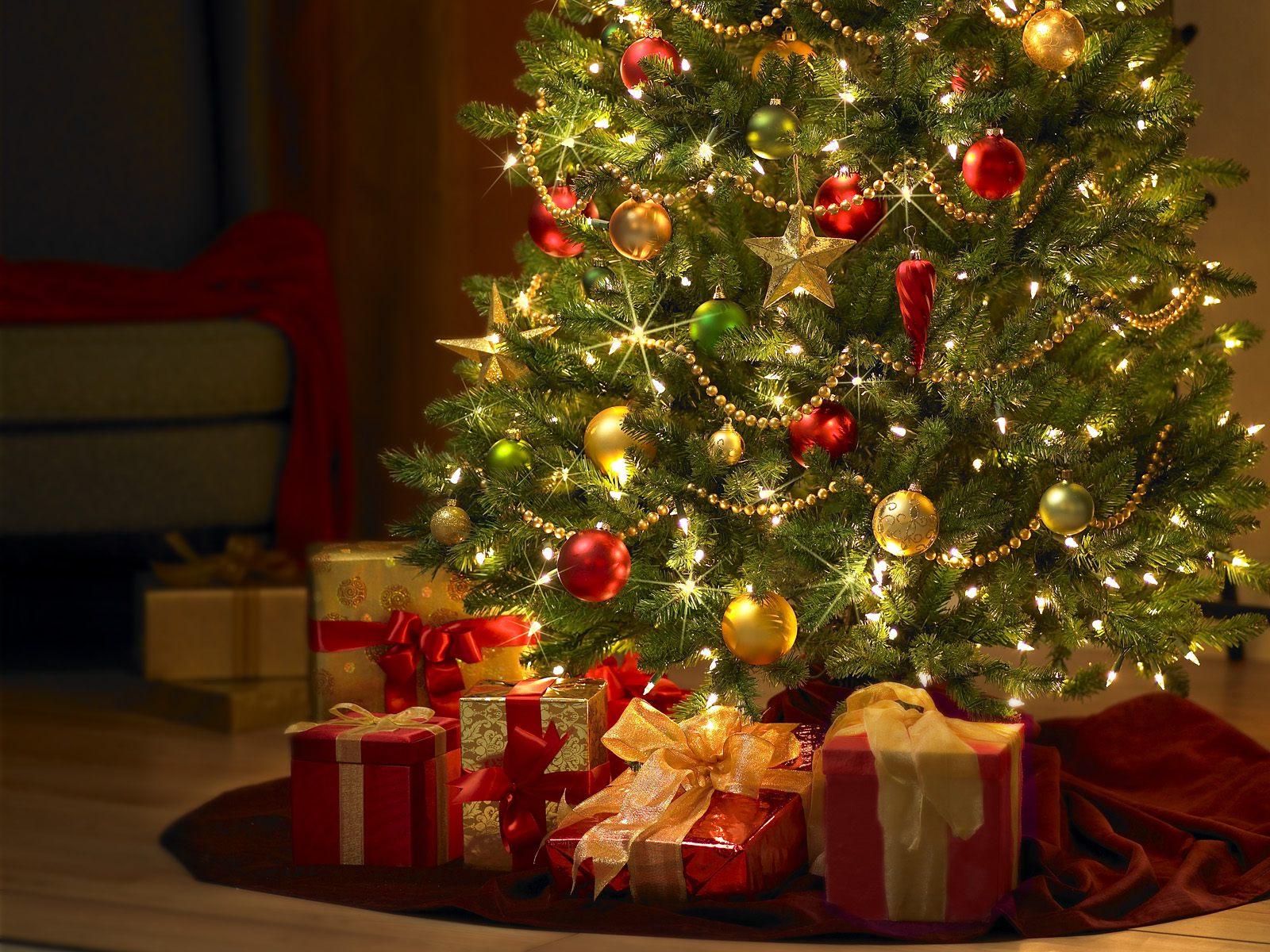 Fondo De Pantalla 3d De Navidad De Santa Vas De Luna Hd: Desktop Wallpaper