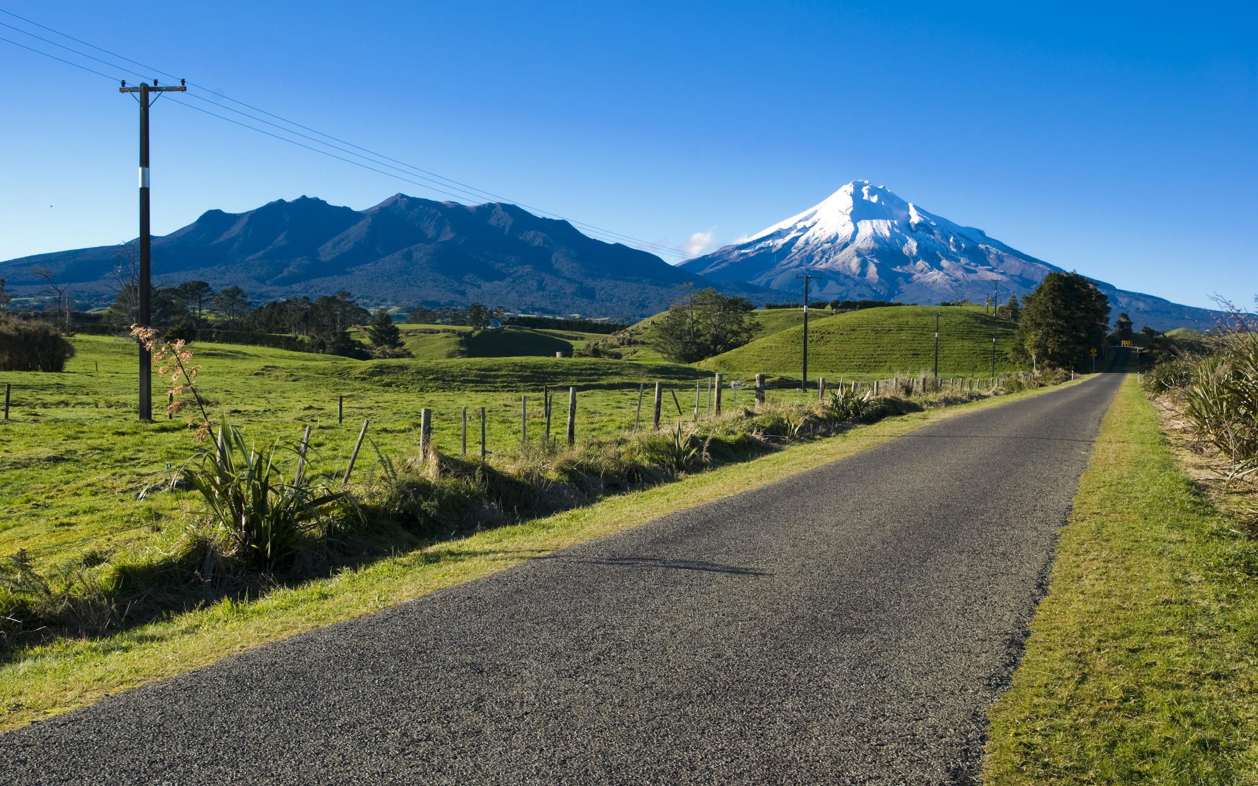 Дорога к горам бесплатно
