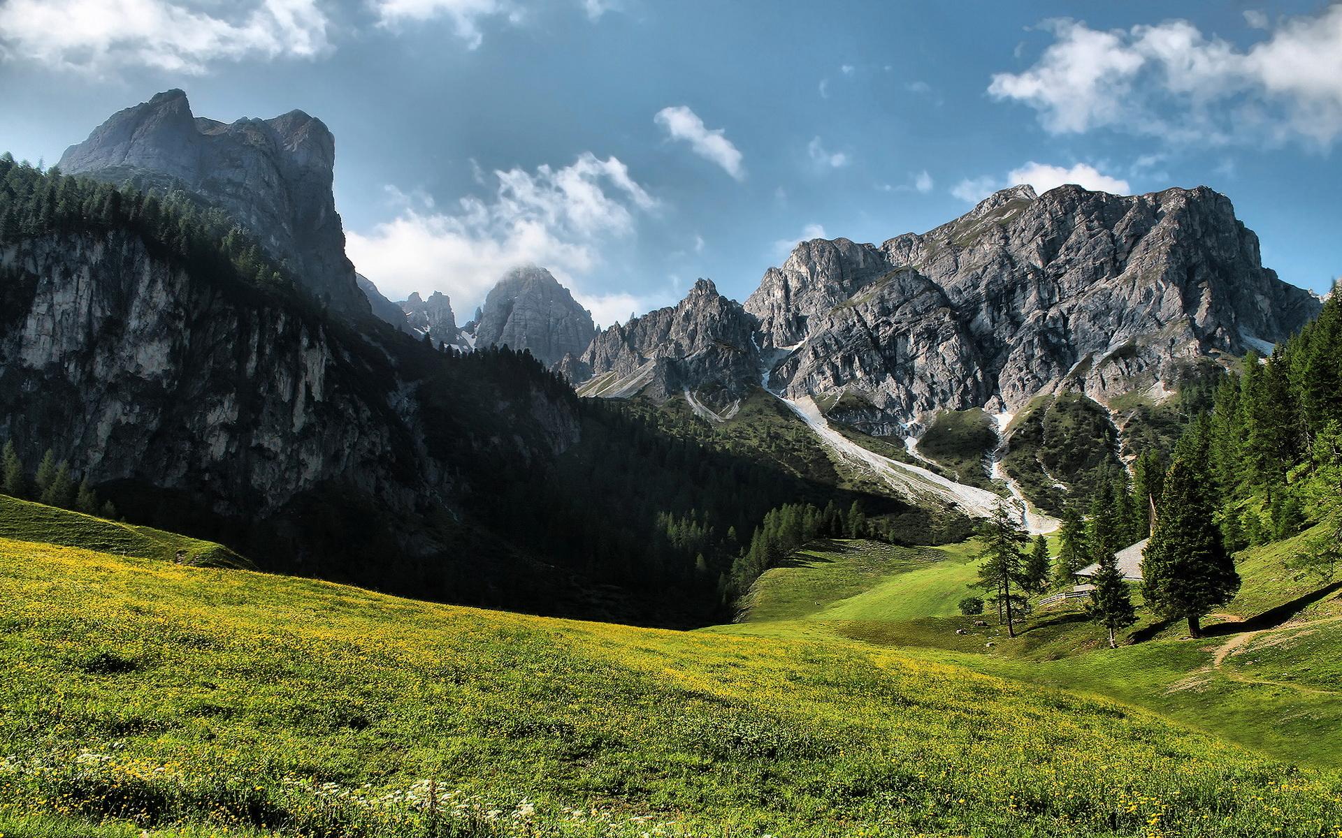 Rocky Mountains Wallpaper Hd Desktop Wallpaper
