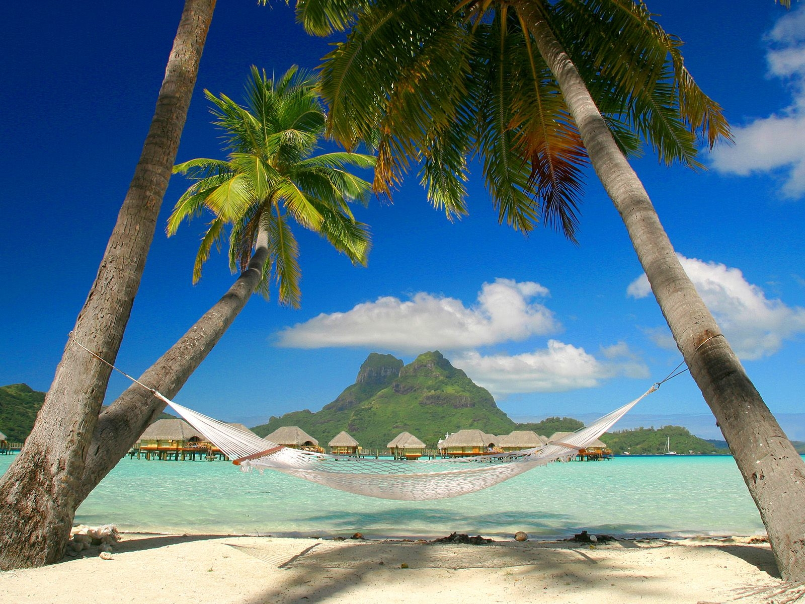 Tropical Sleepaway, Bora Bora, French Polynesia