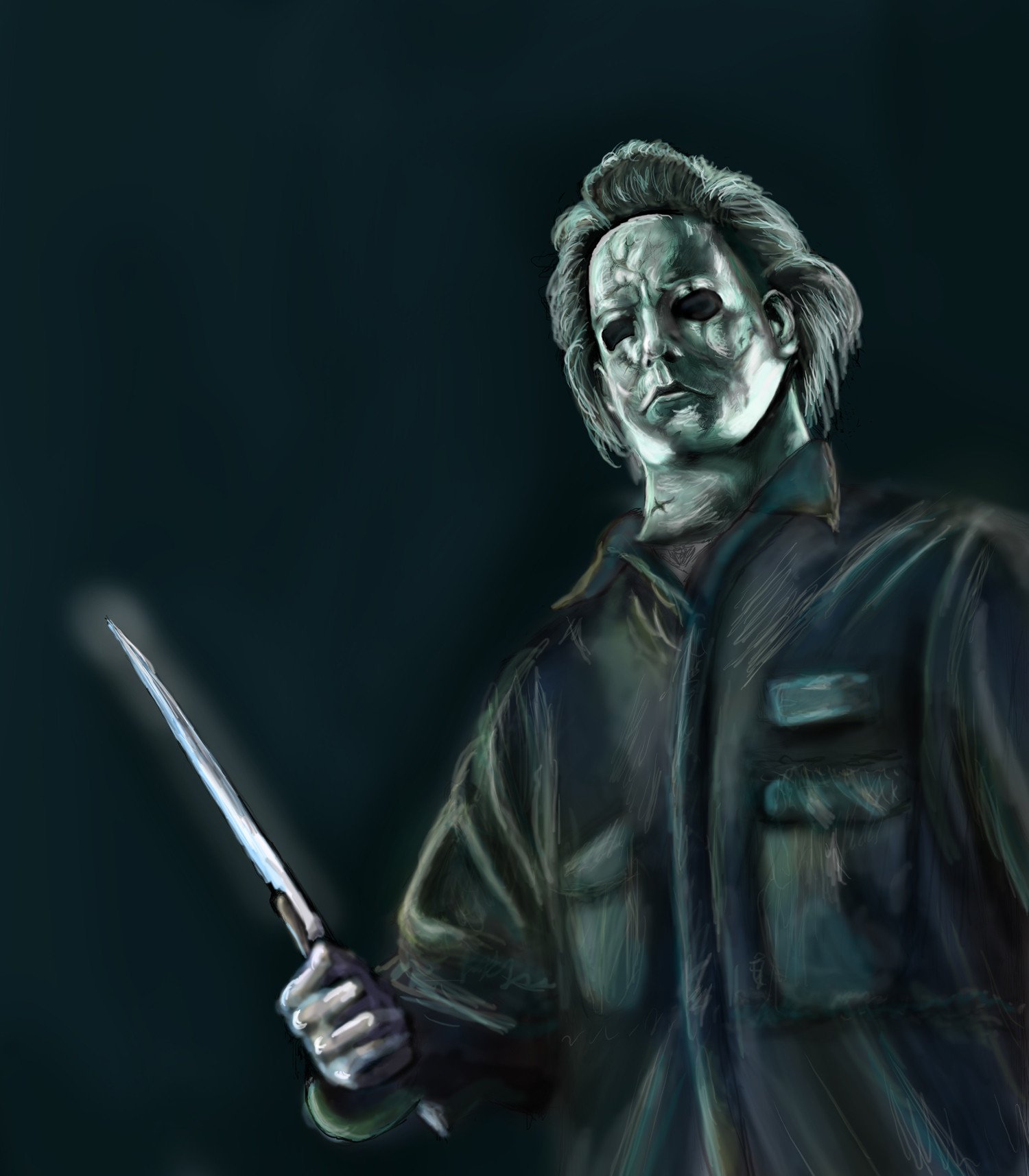 Images Of Michael Myers Wallpaper For Cell Phone
