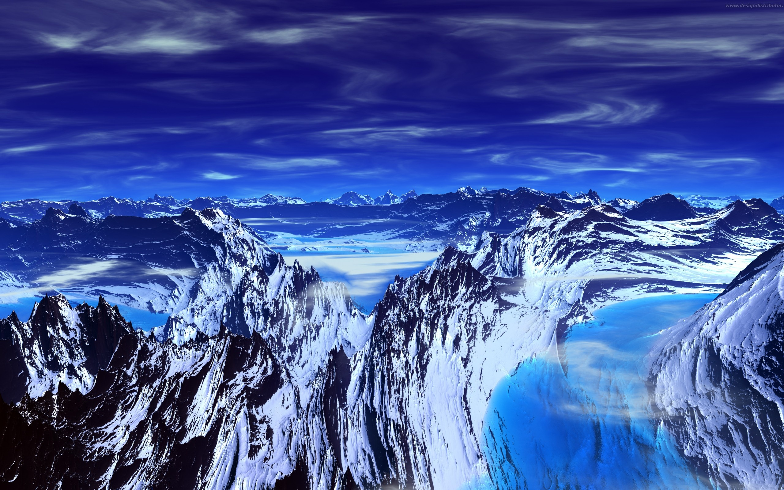 3d mountain wallpaper - photo #31