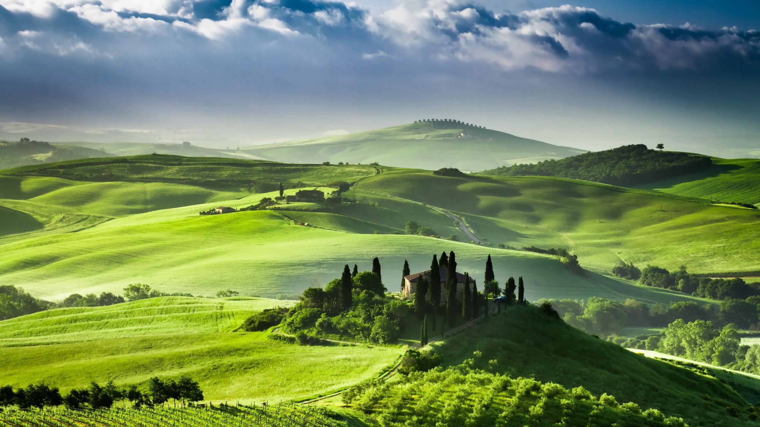 Tuscany - Desktop Wallpaper