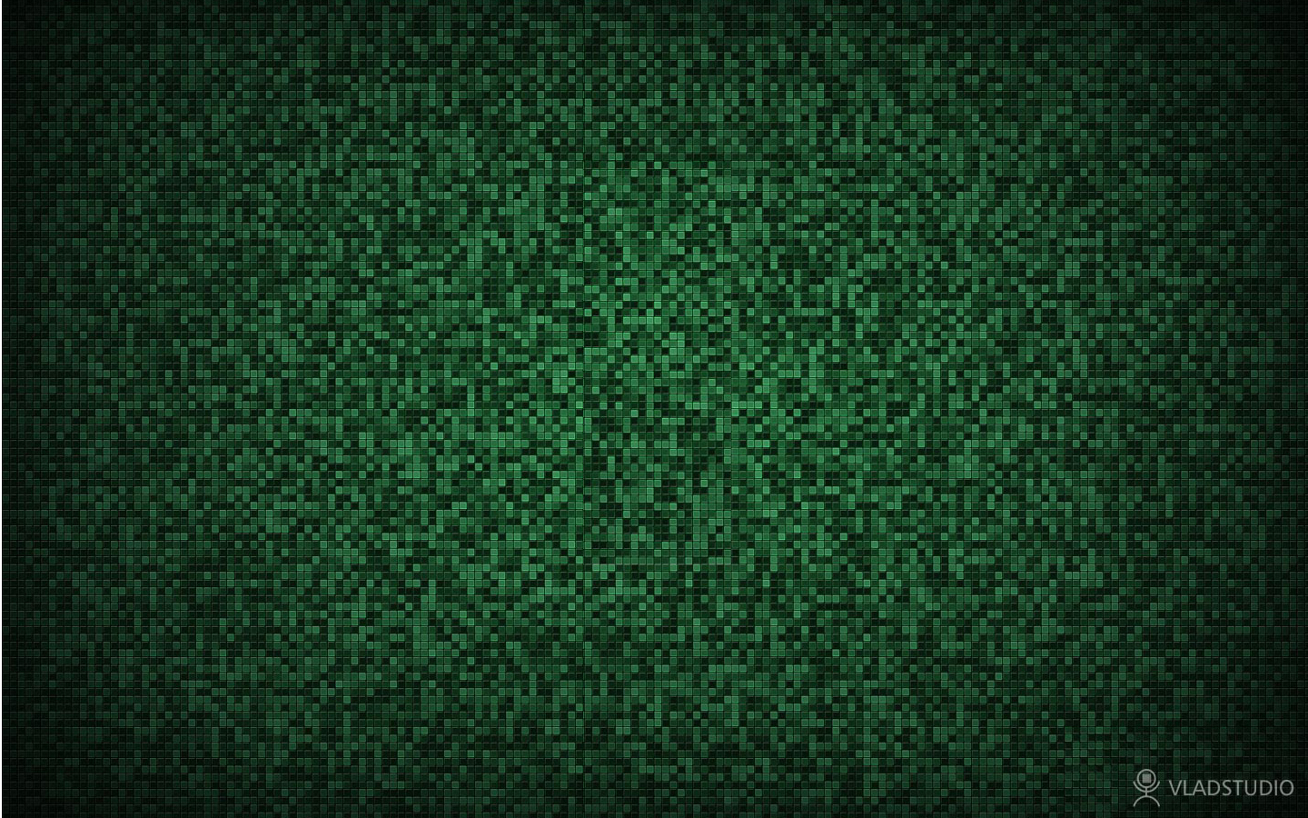green squares by enduro - Desktop Wallpaper