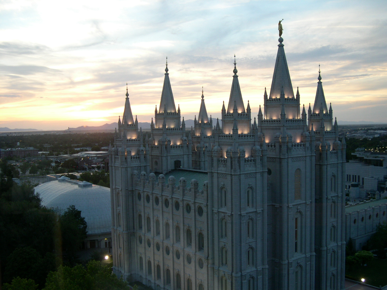 lds temple desktop wallpaper viewing gallery