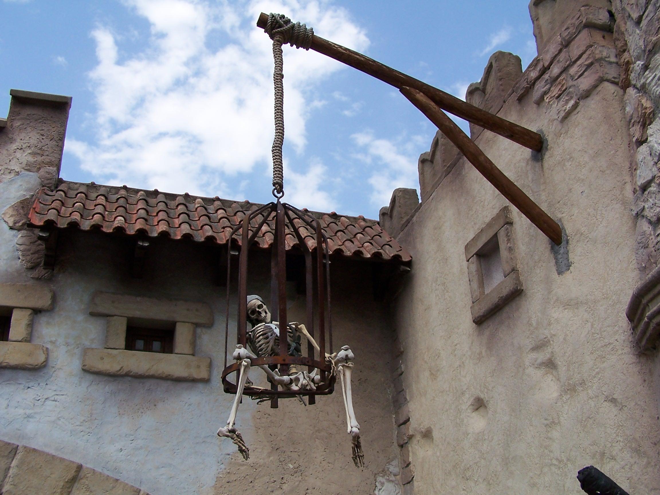 Methods of medieval torture